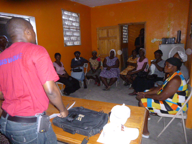 New loan group in Limbe