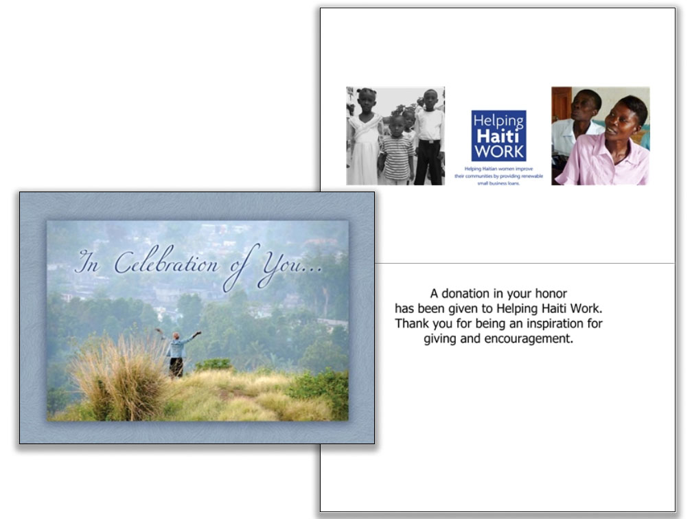 HHW Greeting Card